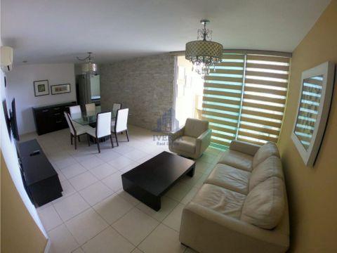 venta apartamento amoblado punta pacifica