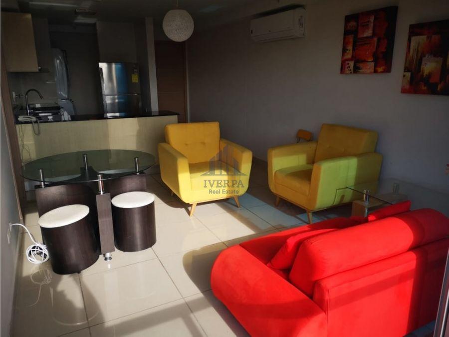 alquiler apartamento amoblado carrasquilla
