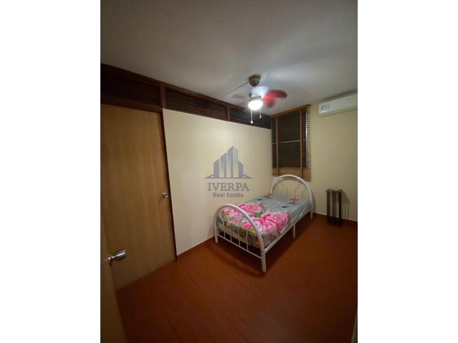 alquiler apartamento amoblado via porras