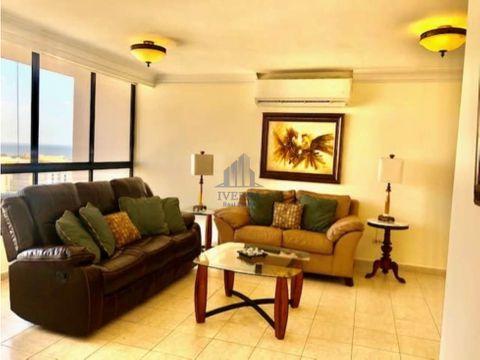 alquiler apartamento amoblado obarrio