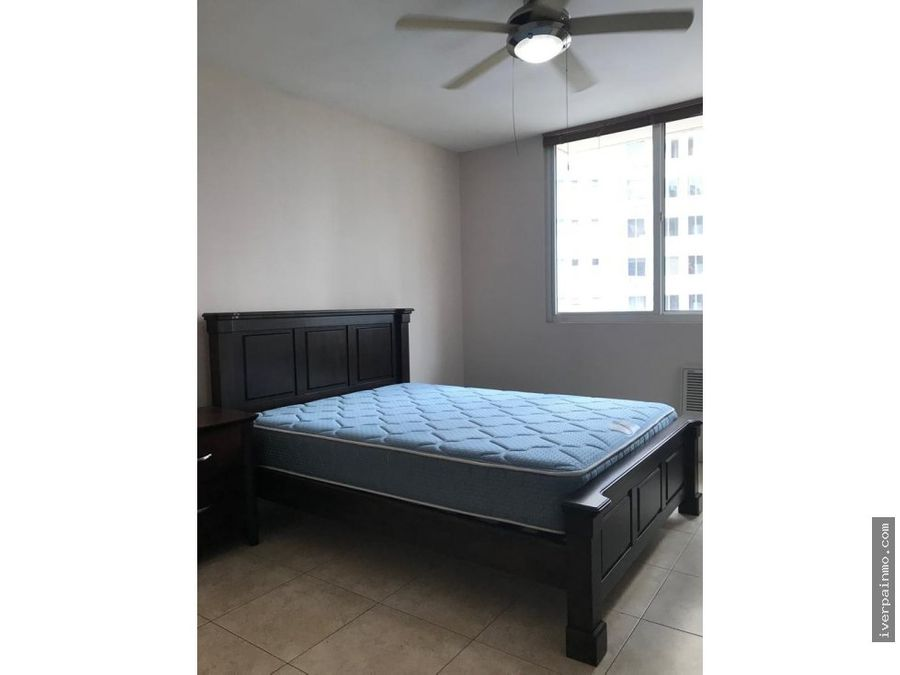 alquiler apartamento amoblado en punta pacifica