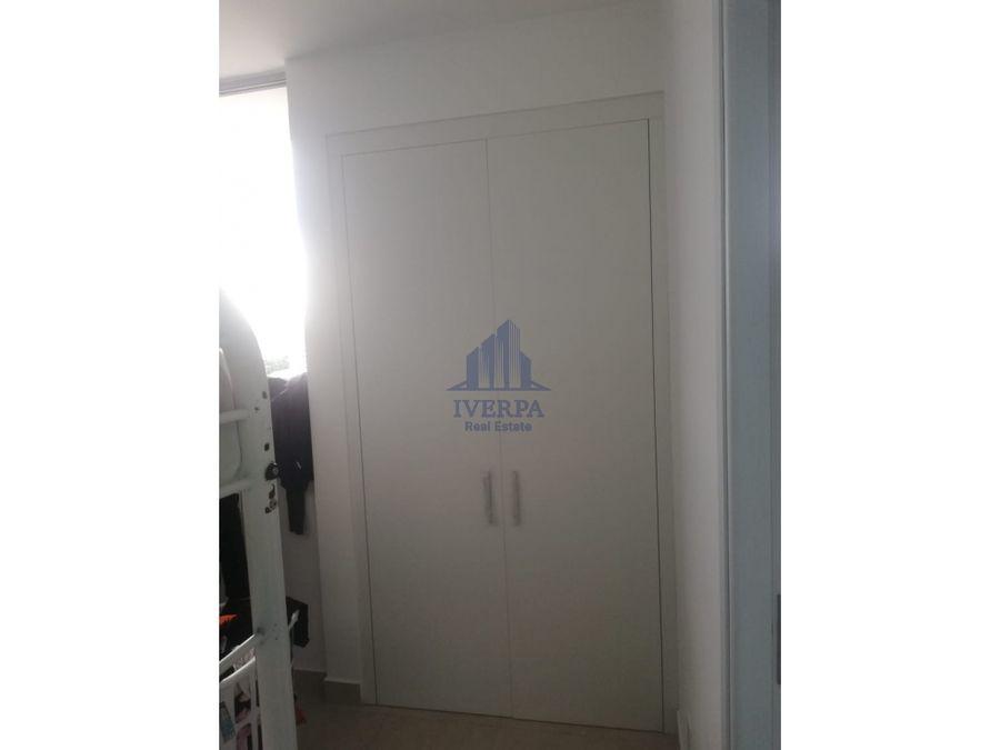 alquiler apartamento amoblado via espana
