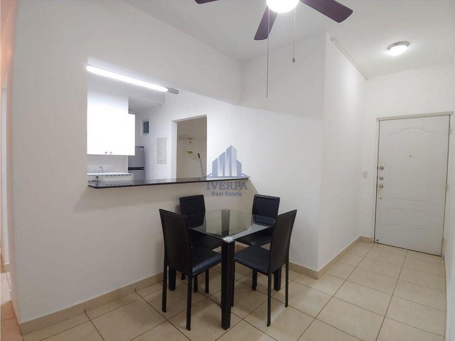venta apartamento amoblado albrook