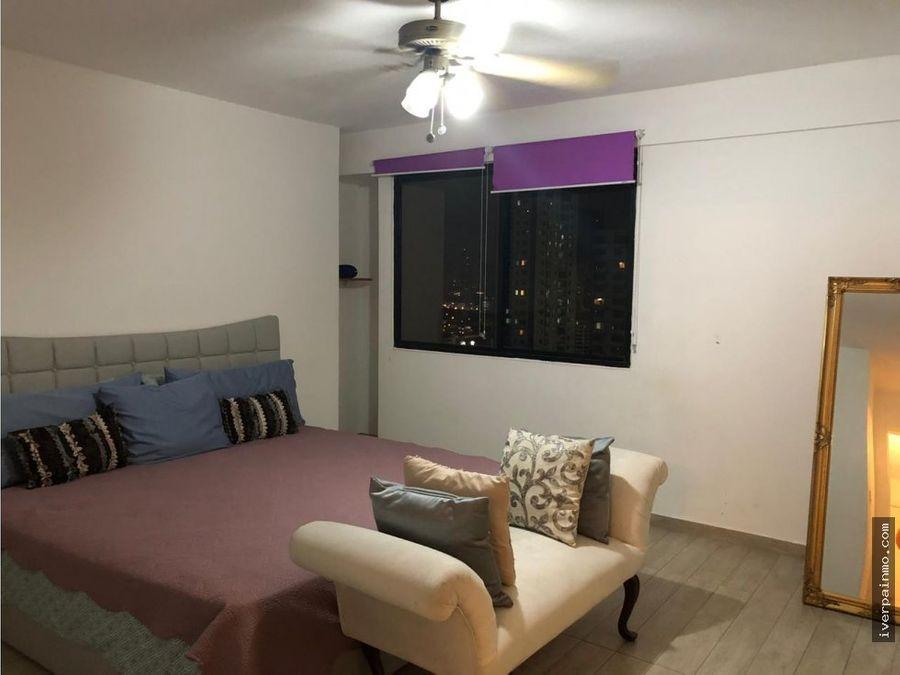 venta apartamento amoblado en san francisco