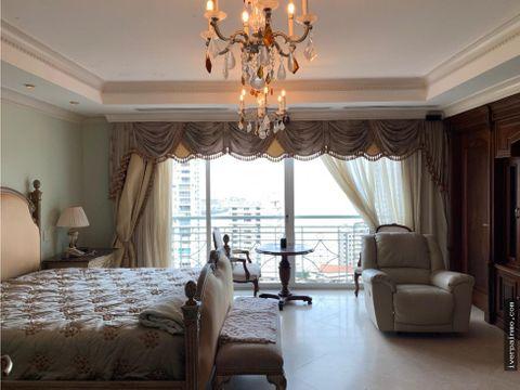venta apartamento amoblado lujoso paitilla