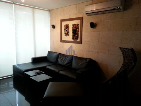 venta apartamento amoblado plaza edison