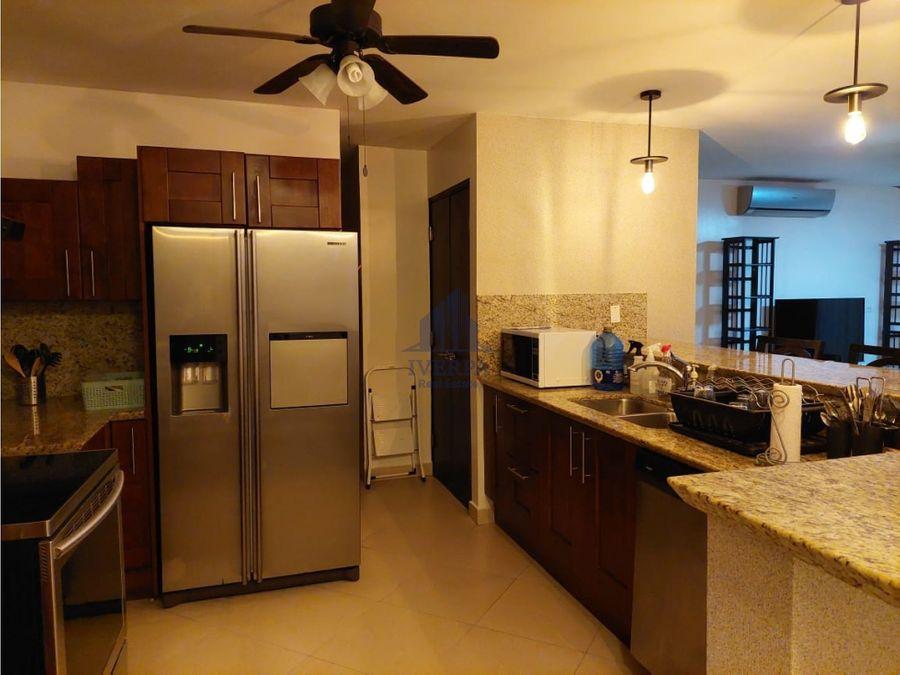 alquiler apartamento amoblado albrook