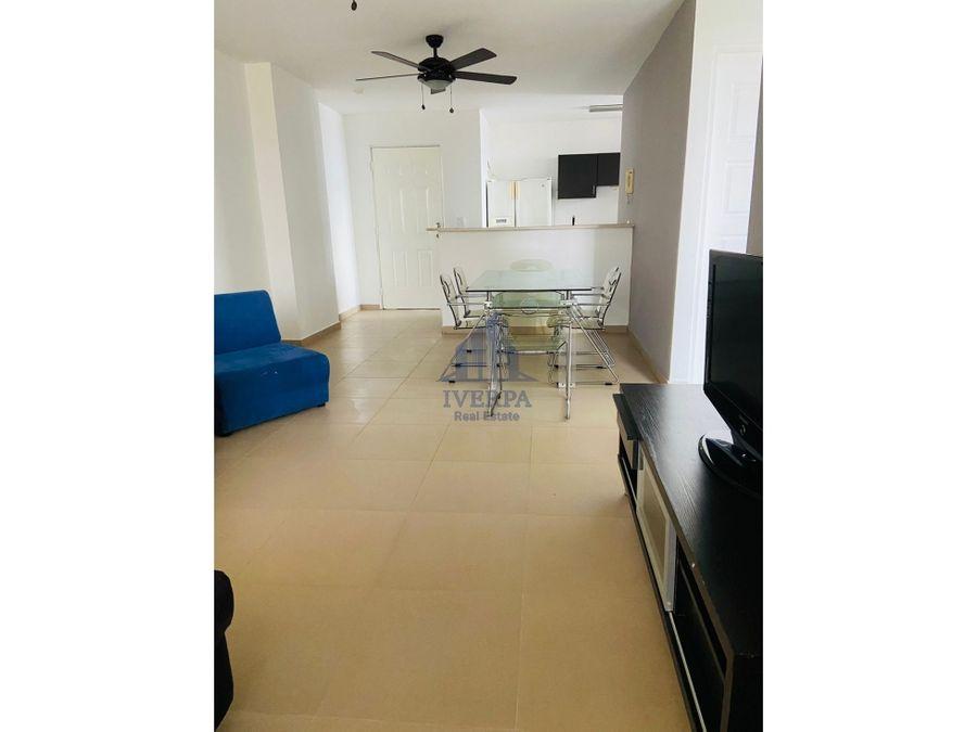 alquiler apartamento amoblado via brasil