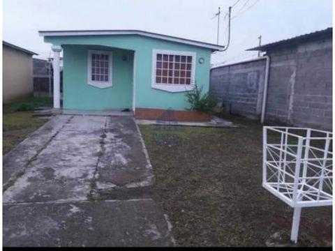 venta casa nuevo tocumen