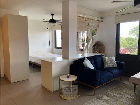 se vende apartamento tipo estudio en casco antiguo lt