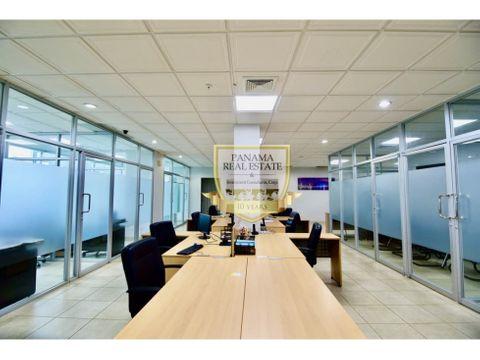 oficina en office one 229 mts 4 parking dl