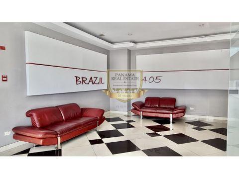 oficina en via brasil 60 mts 550 dl