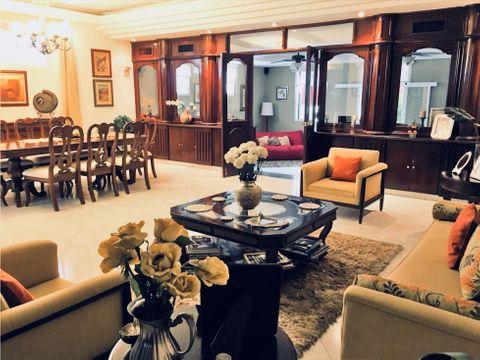 hermosa y comoda casa duplex en venta en betania