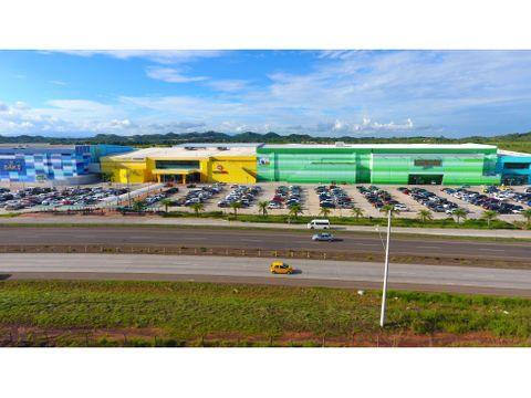 excelente local comercial santiago mall ubicado en pb