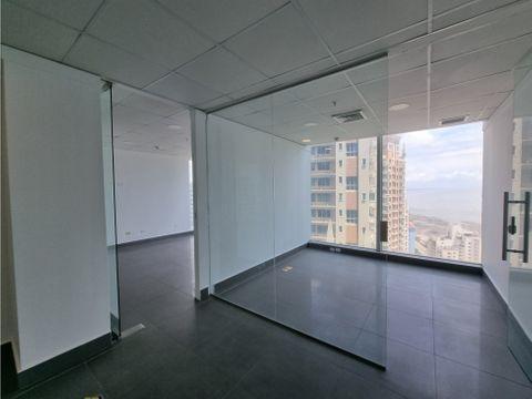oficina en oceania 235mt2 lista para ocupar
