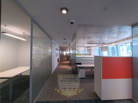 se alquila piso completo de oficinas en torre de las americas lt