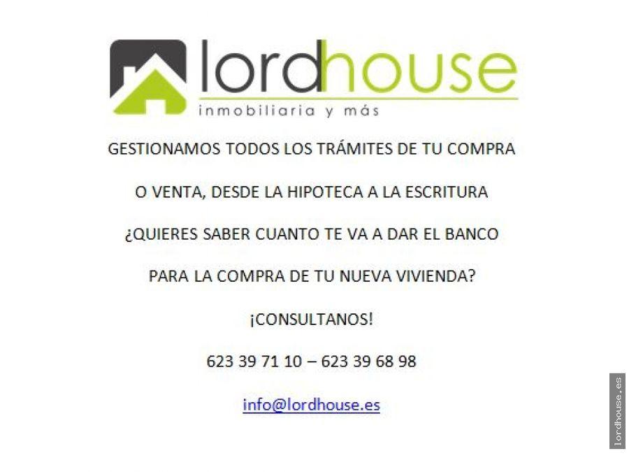 casa para restaurar o promocion de viviendas