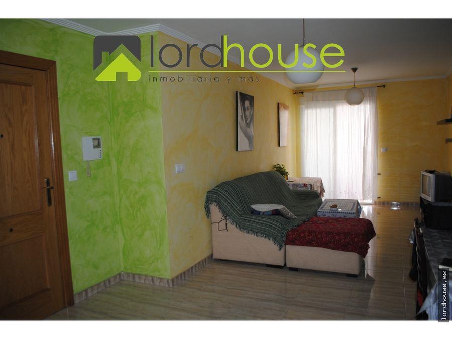 bonito apartamento 2 hab con garaje