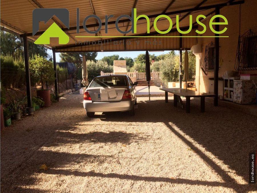 casa de campo de 250 m2 zona de purias