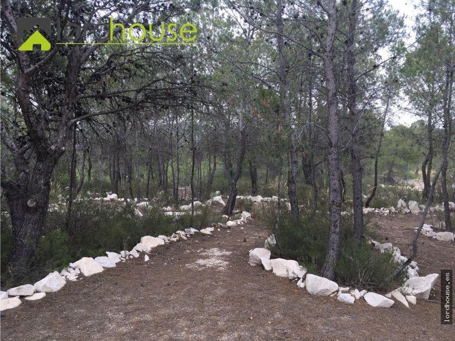 chalet con vistas a la sierra del gigante