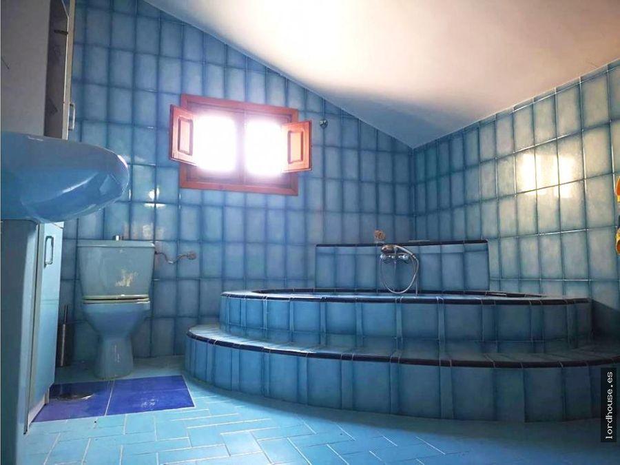 chalet con piscina en montefeliz aguaderas