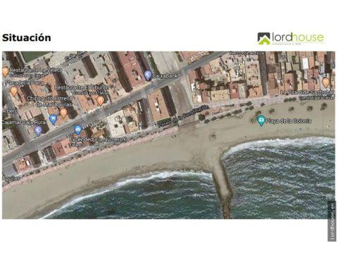 piso a estrena 1a linea de mar en la colonia