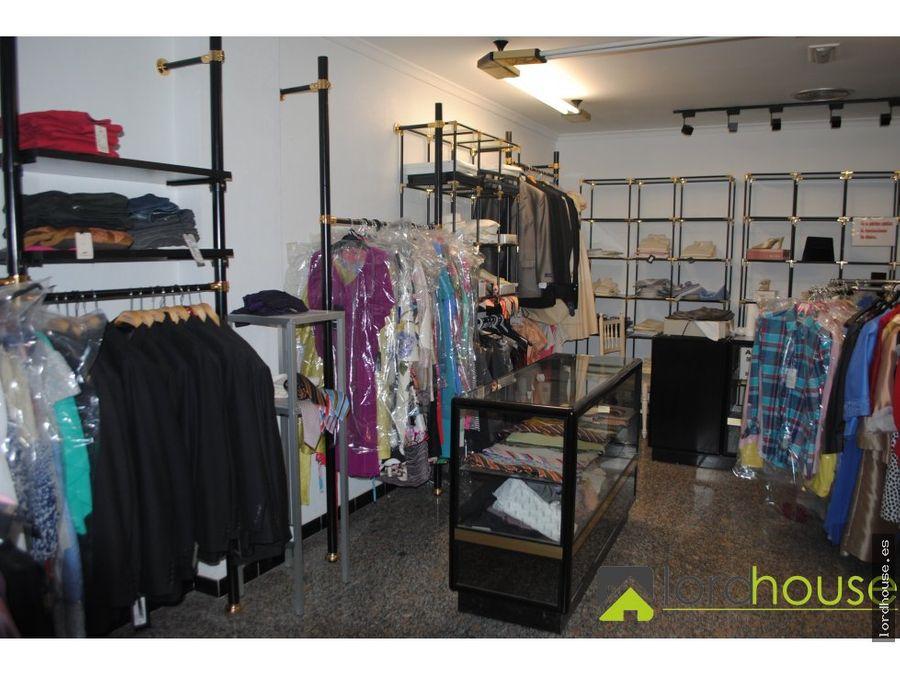venta de local comercial en corredera