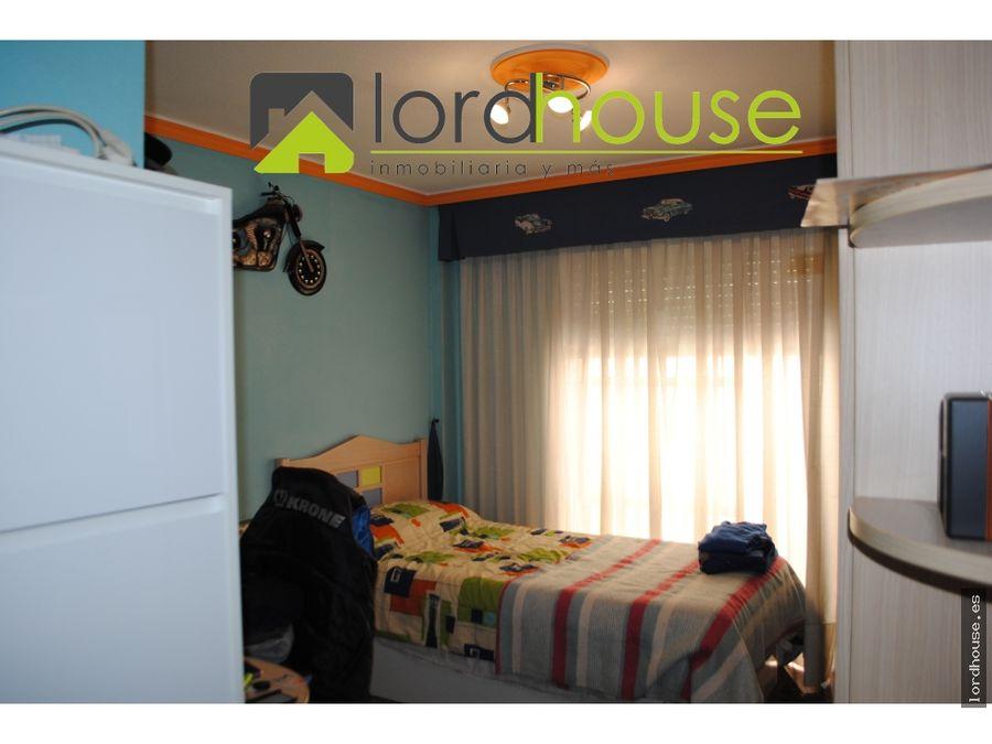 piso 4 dorm y garaje en paseo de los angeles