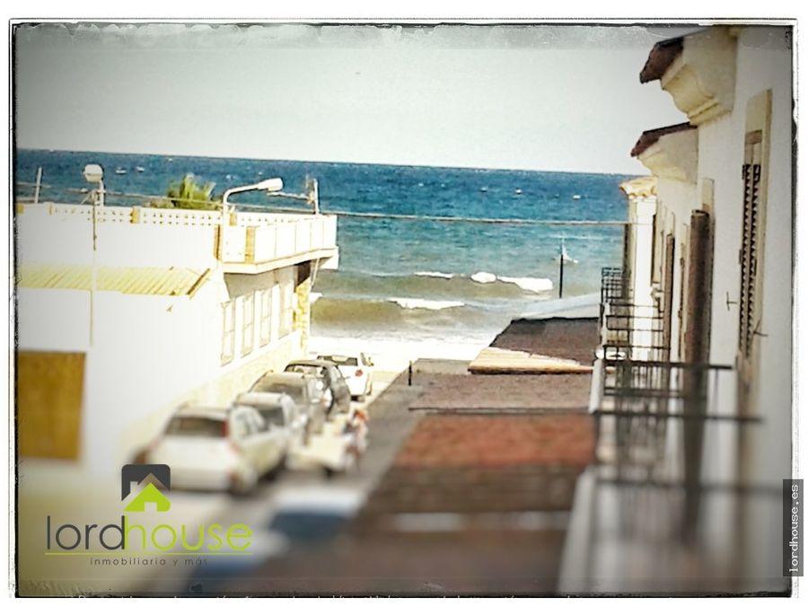 duplex en pozo del esparto playa