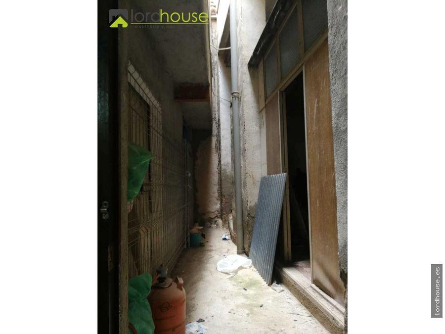 casa en casco historico de lorca