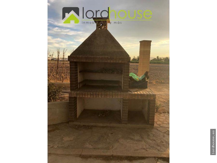 casa de campo ctra de pulpi