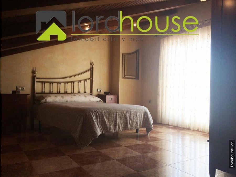 duplex con 4 dormitorios en virgen de las huertas