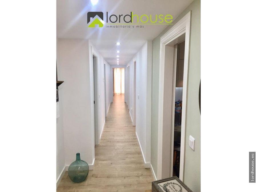 piso impecable con dos plazas de garaje en san diego
