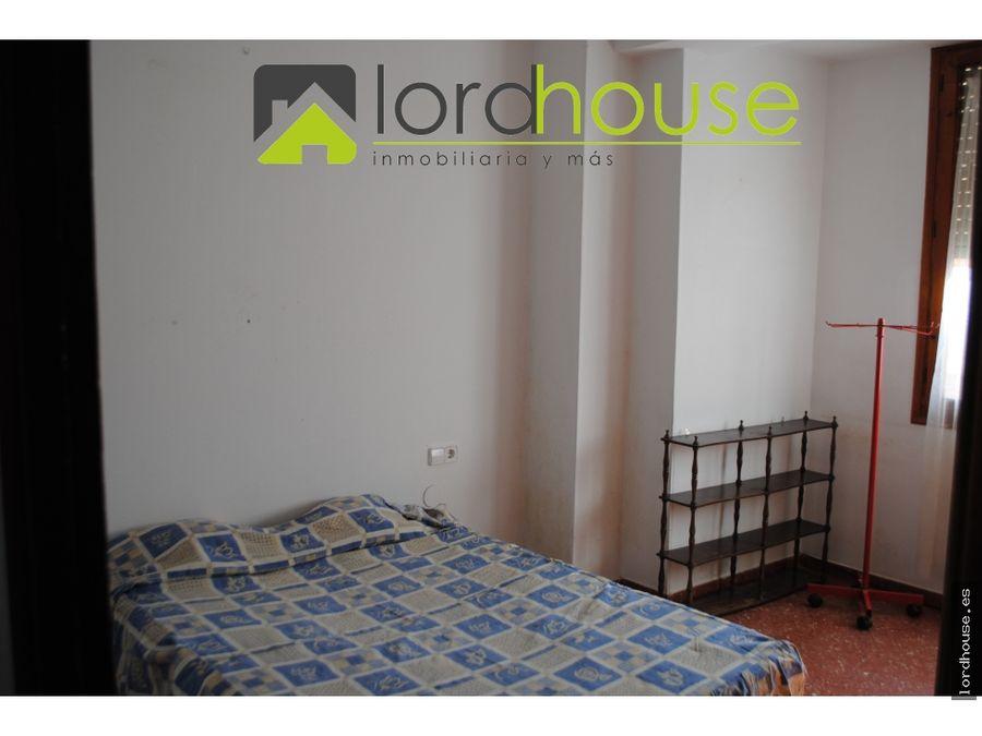 piso en el carmen de 120m2 y 4 dormitorios