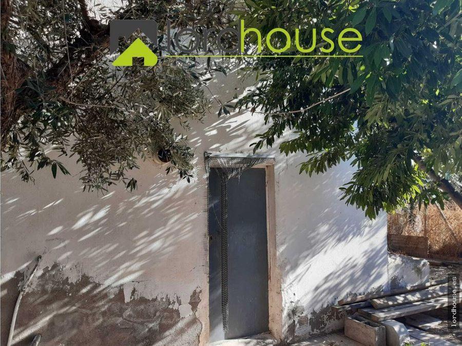 casa con solar de 640 m2