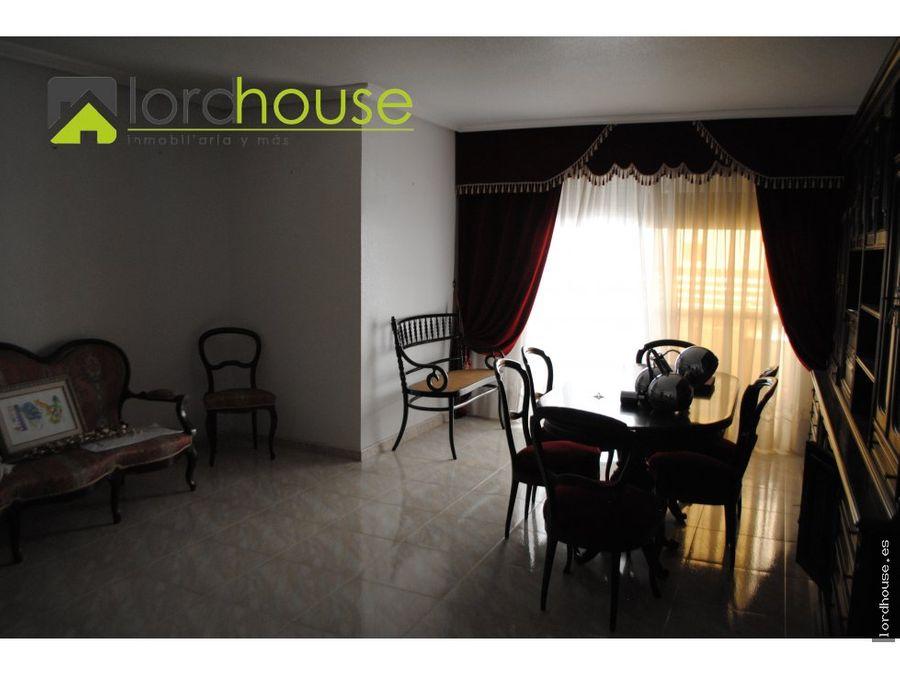 piso 5 dormitorios centro de lorca
