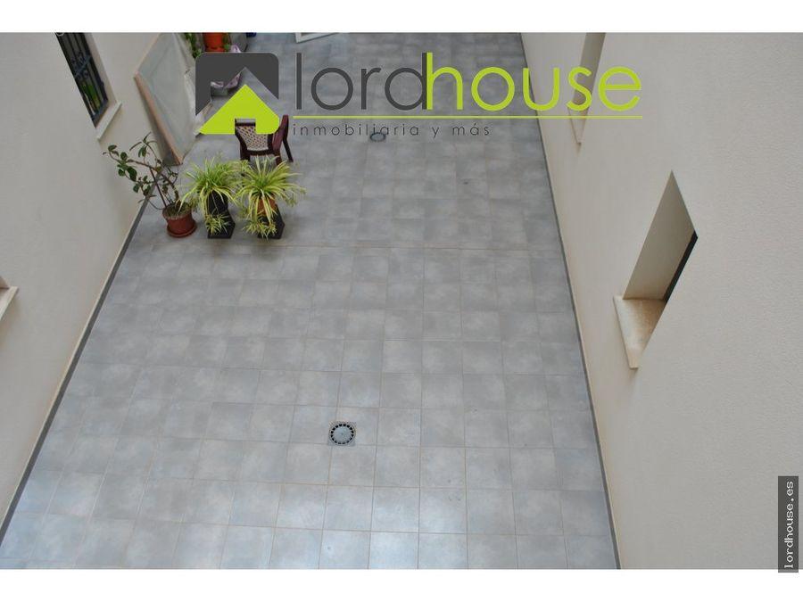 piso con garaje alameda de cervantes san fernando