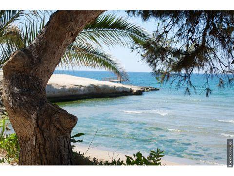 bungalow terreros mar de pulpi