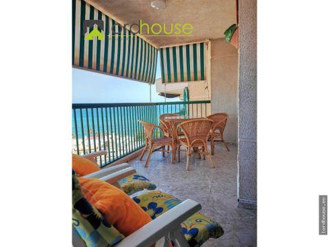 apartamento en aguilas con vistas al mar