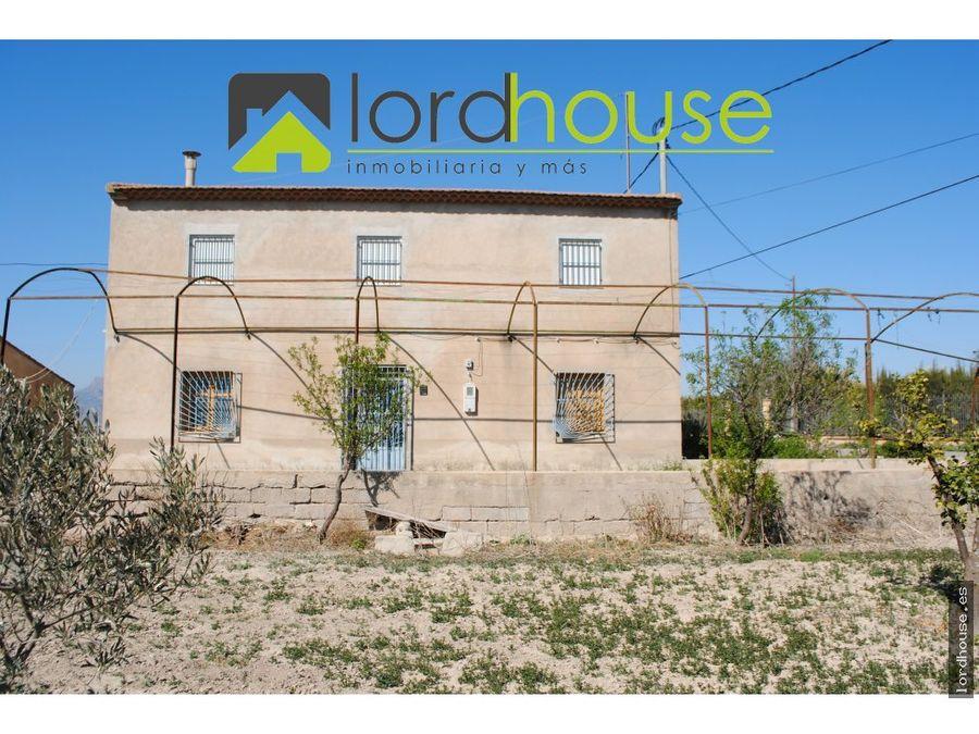 casa de campo en cazalla con 17000 m2 de parcela