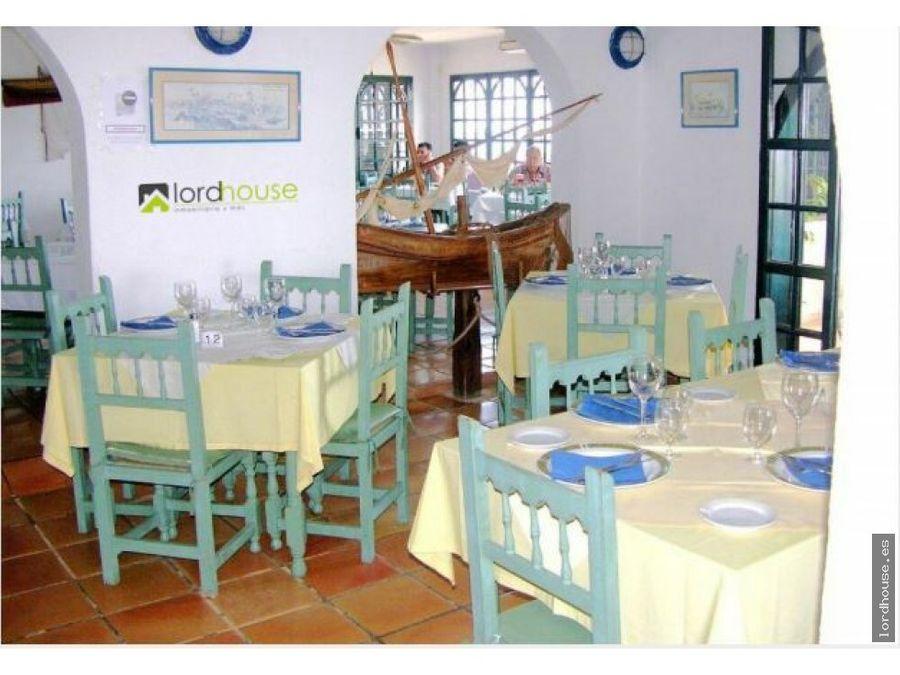 venta hostal restaurante