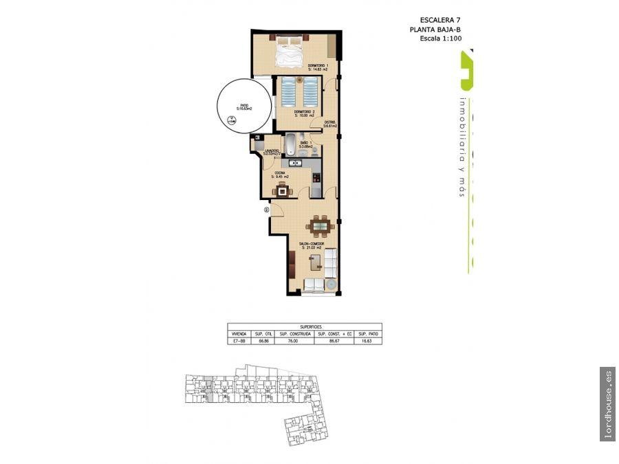 apartamento zona san jose calvario