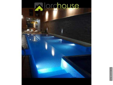 apartamento en la vina con piscina