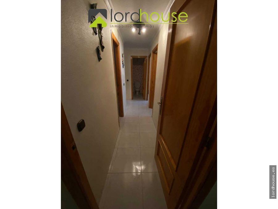 piso en el centro con garaje