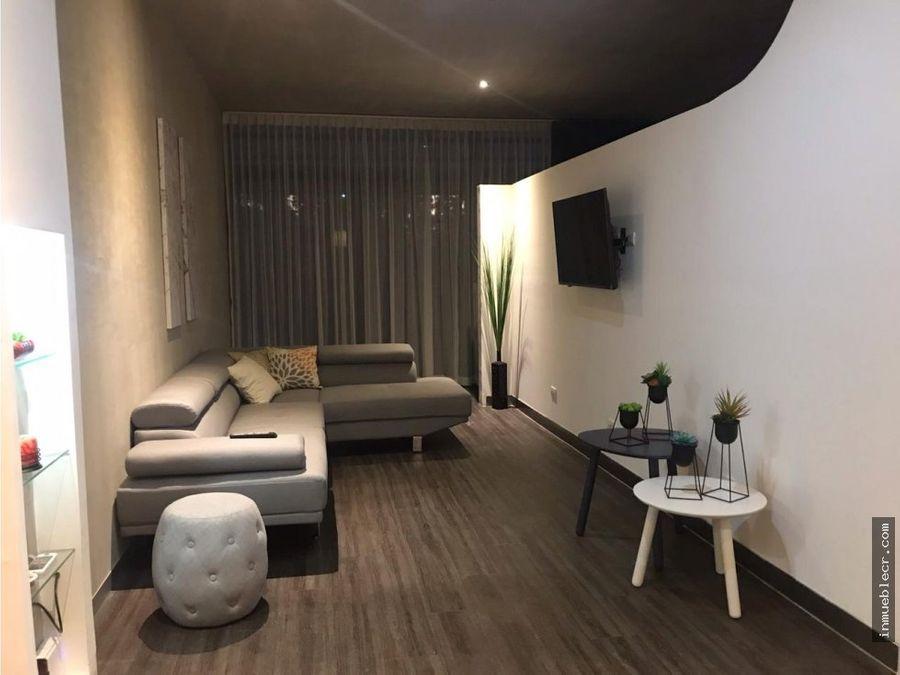 apartamento estudio amueblado
