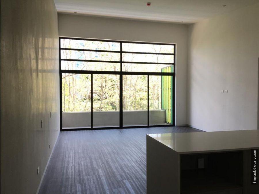 apartamento en santa ana centro contemporaneo