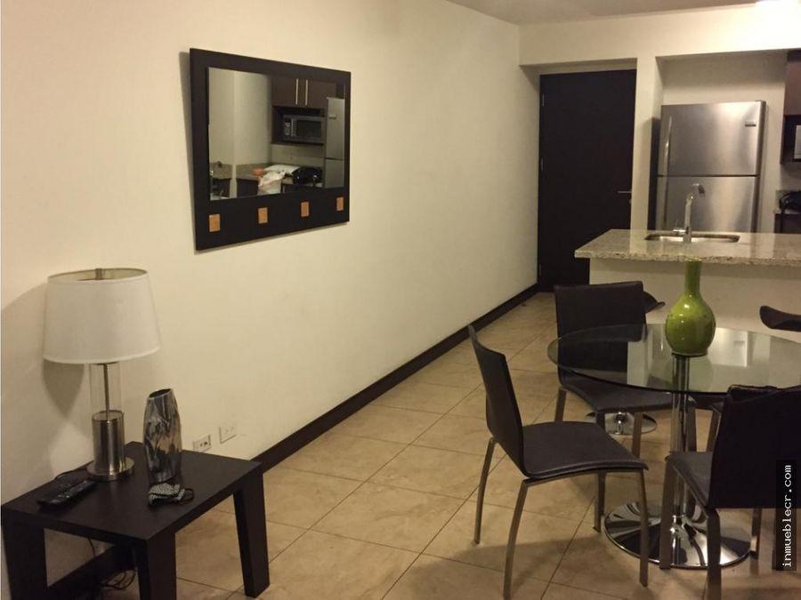 apartamento amueblado