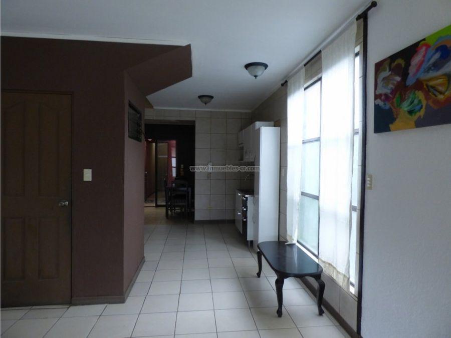 apartamento sin muebles