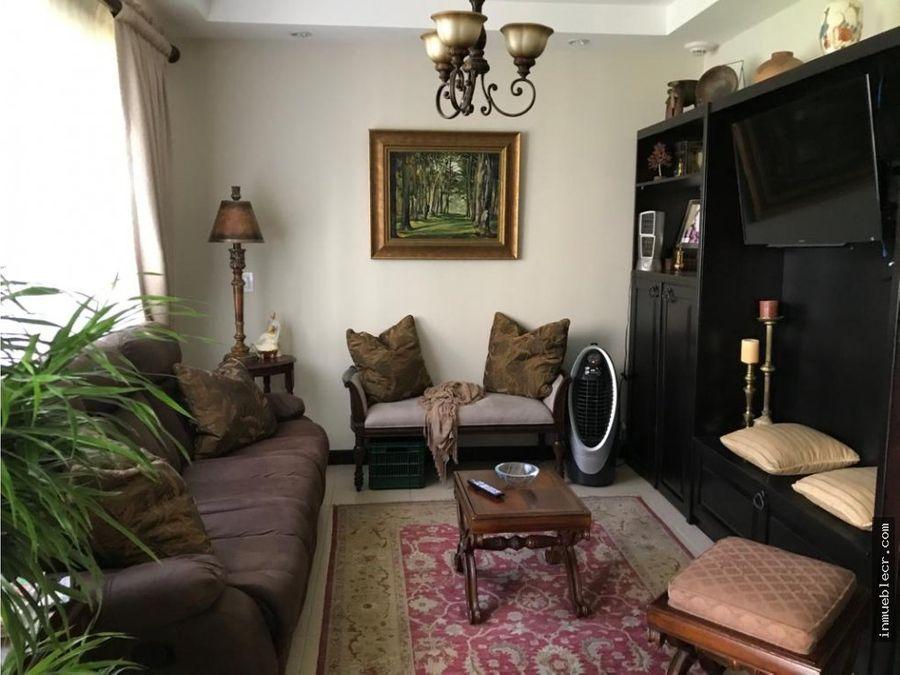 magnifico apartamento en primer nivel amueblado