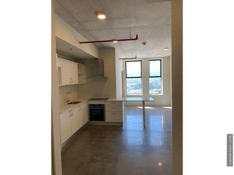 apartamento tipo estudio en urbn escalante